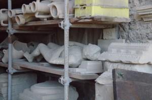 Un cadaver en la estantería
