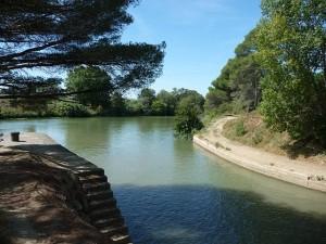 El canal Junction se une al río