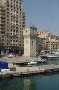 Torre León Pancaldo, el símbolo de la ciudad de Savona