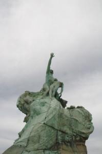 Homenaje a las víctimas del mar en el Palacio del Faro