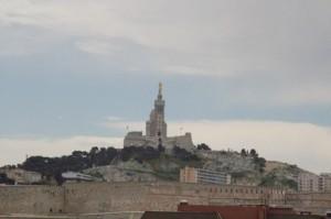 """Un detalle de """"Notre Dame du Mont"""""""