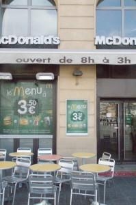 Oferta de MacDonalds