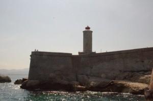 Faro castillo de If