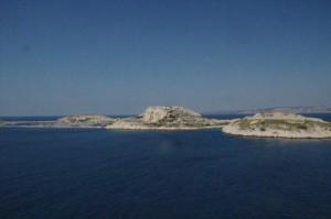Otros islotes