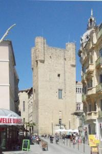 Torre del ayuntamiento de Narbona