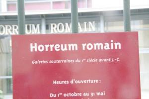 Horreum romano