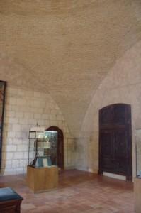 Sala del tesoro, catedral de San Justo y San Pastor