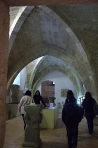 Última sala del museo