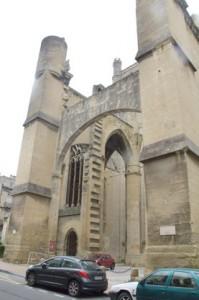 Catedral San Justo y San Pastor
