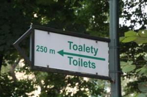 Toaletey = Toilets