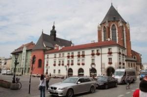 Plaza del mercado pequeño (Maly Rynek)