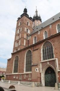 Detalle basílica Santa María