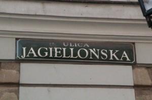 Calle Jagiellońska
