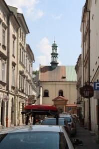 Calle de Cracovia