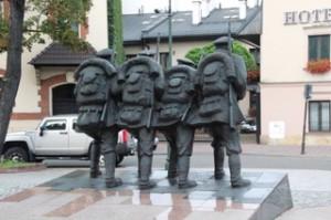 Parte del monumento