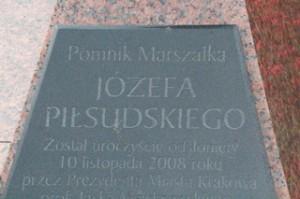 Monumento a Józef Piłsudski