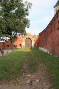 De nuevo las murallas