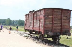 Uno de los vagones