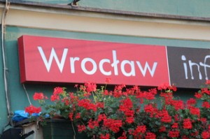 Wroclaw (con l sagitada)