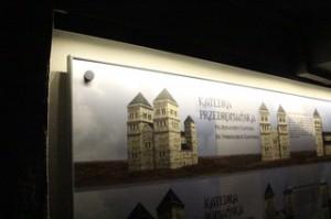 Museo con reconstrucciones