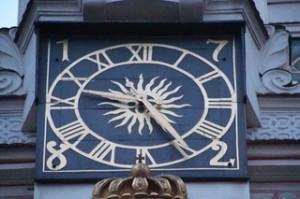 Reloj el ayuntamiento