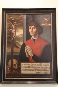Otro retrato de Copérnico