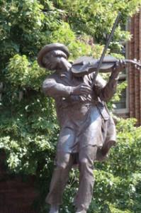 Fuente del violinista