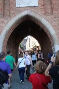 Pasamos a la ciudad antigua