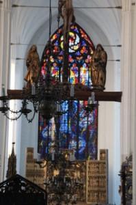 Interior Santa María
