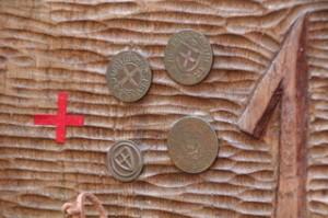 Monedas teutónicas