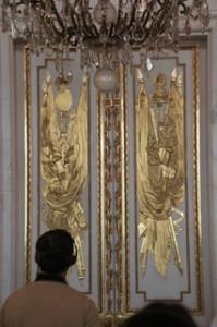 Detalle de las puertas