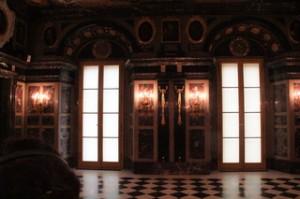 La sala de mármol