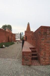 La Barbacana de Varsovia