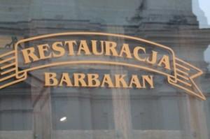 Restaurante Barbacana
