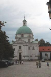 Iglesia San Kazimierz