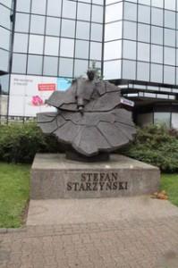 Monumento a Stefan Starzynski