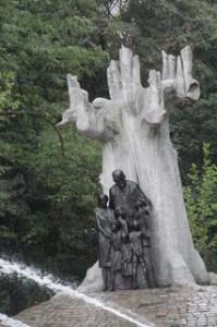 Monumento a Janusk Korczak