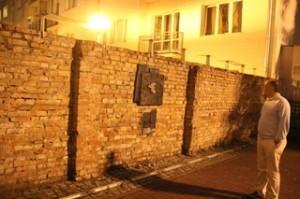 Muralla gueto de Varsovia