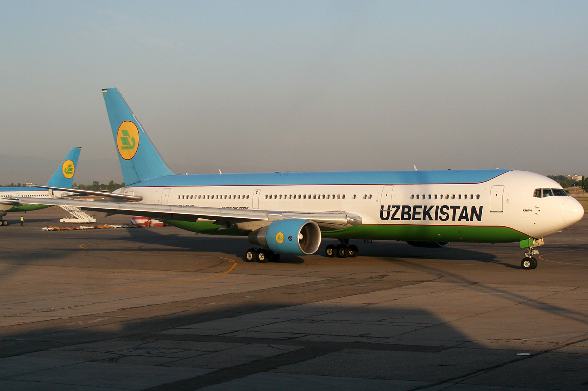 Fuimos en un avión similar a este. Foto gentileza de Wikimedia
