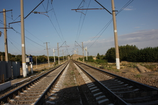 El tren de alta velocidad