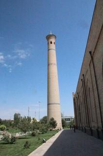 Minaretye de 53 m de altura