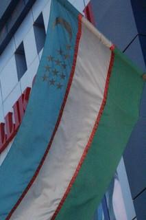 Bandera uzbeka