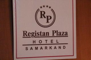 Registan Plaza de Samarcanda