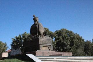 Estatua de Tamerlan