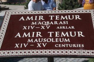 Mausoleo de Amir Temur