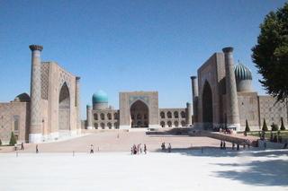 Plaza de Registan