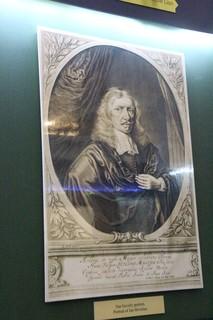 Copia retrato de Joan Hevelius