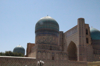 Mezquita cercana al mercado