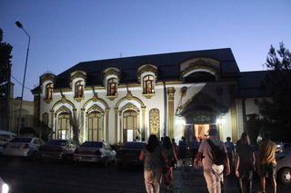 Restaurante Samarqand