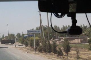 Y, por fin, llegamos a Shakhisabz